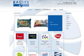 Radler, Tuzla Preduzeće za trgovinu na veliko