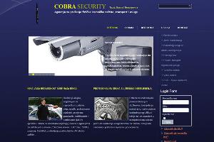 Cobra Security, Tuzla Agencija za pružanje fizičke i tehničke zaštite