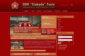 Sloboda, Tuzla Omladinski košarkašku klub