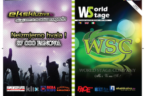 World Stage Časopis